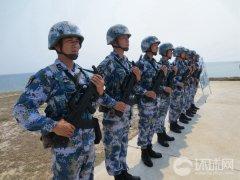 永(yong)興島(dao)裝備換(huan)成新型護衛艦 官兵(bing)越來